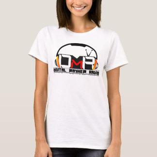 Digital Mayhem Radio Logo Spaghetti Strap Shirt