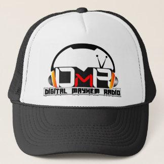 Digital Mayhem Radio Trucker Hat
