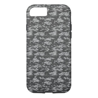Digital Midnight Camo iPhone 7 Case