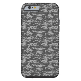Digital Midnight Camo Tough iPhone 6 Case