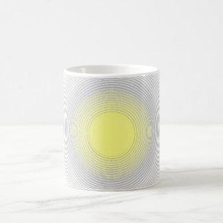 Digital Minimalist Sunshine Coffee Mug