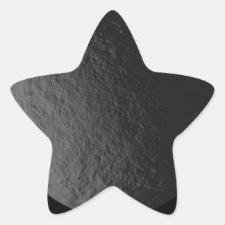 Digital Moon Star Sticker