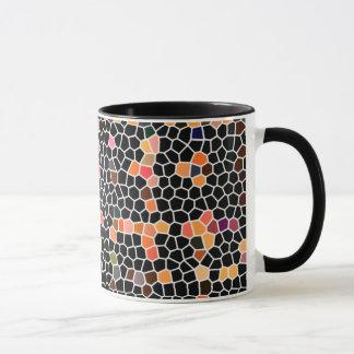 Digital Mosaic Mug