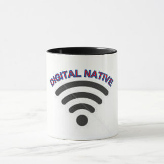 Digital Native Mug