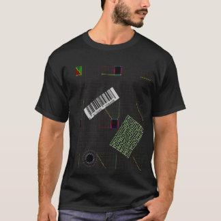 Digital Noise Graphic Tee