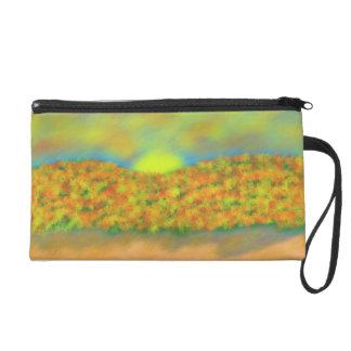 Digital Painting_Autumn Wristlet