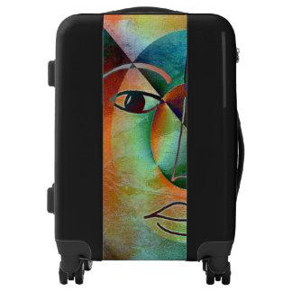 Digital Painting - Philosophy Of Life Luggage