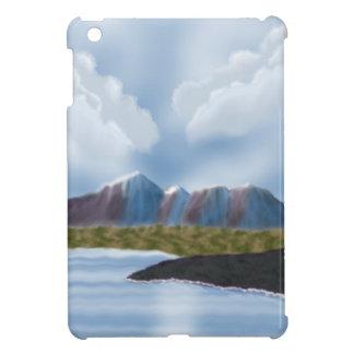 Digital Painting_Scenic Landscape iPad Case Cover For The iPad Mini