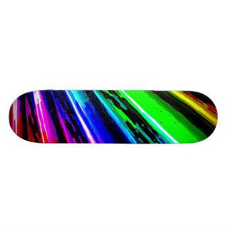 Digital Painting Skate Board