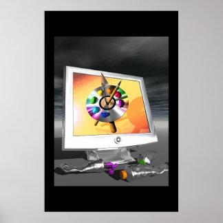 Digital Palette Poster