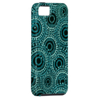 Digital Paper Effect Cellphone Case iPhone 5 Cover