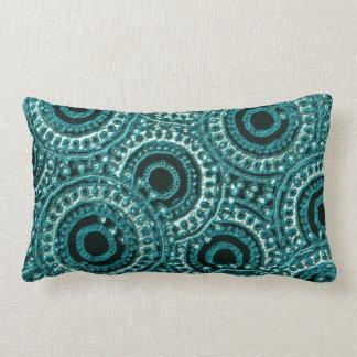 Digital Paper Effect Lumbar Pillow