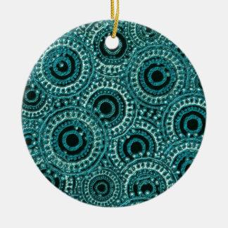 Digital Paper Effect Ornaments
