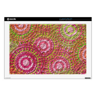 """Digital Paper Effect Decals For 17"""" Laptops"""