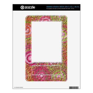 Digital Paper Effect Decals For The NOOK