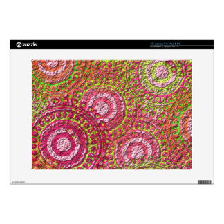 """Digital Paper Effect Decal For 15"""" Laptop"""