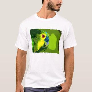 Digital parrot 01 T-Shirt