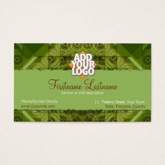 Digital Patchwork  Business Card