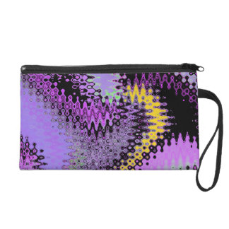 digital patterns 93 wristlet purses