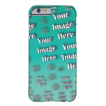Digital Photo Template Barely There iPhone 6 Case
