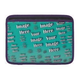 Digital Photo Template MacBook Air Sleeve