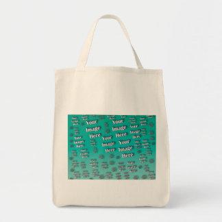 Digital Photo Template Tote Bag