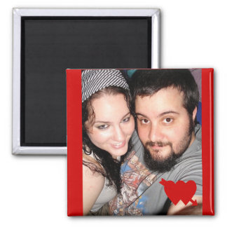 Digital Pictures 4270334, 7 2 Inch Square Magnet