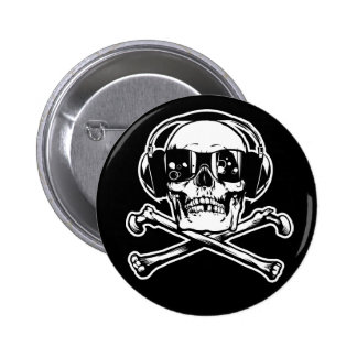 Digital Pirate Buttons