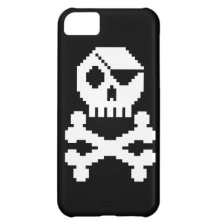 Digital Pirate Cover For iPhone 5C