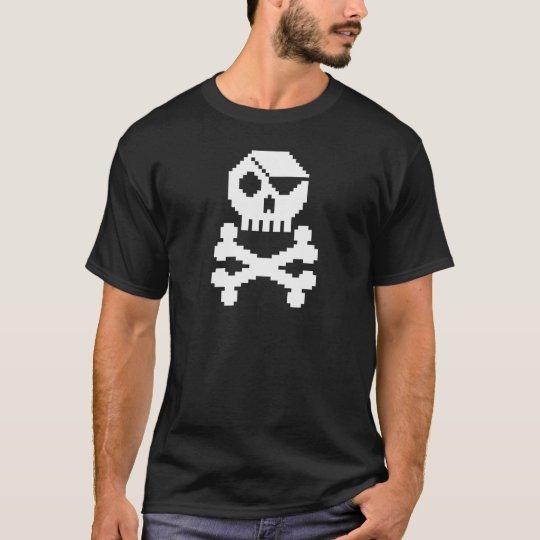 Digital Pirate small design T-Shirt