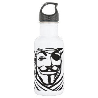 Digital Pirates 18oz Water Bottle