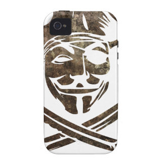 Digital Pirates iPhone 4 Cases