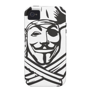 Digital Pirates Case For The iPhone 4