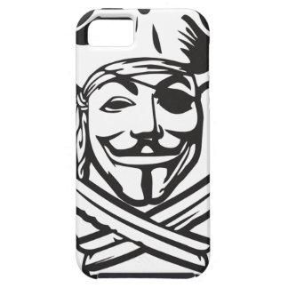 Digital Pirates iPhone 5 Cover
