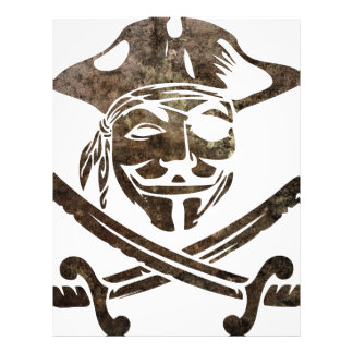 Digital Pirates Letterhead