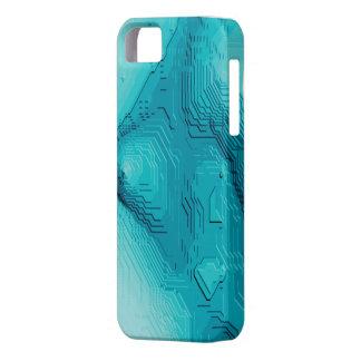 Digital Polar Landscape #1 iPhone SE/5/5s Case