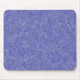 """Digital Purple """"Liquid Marble"""" Print Mousepad"""