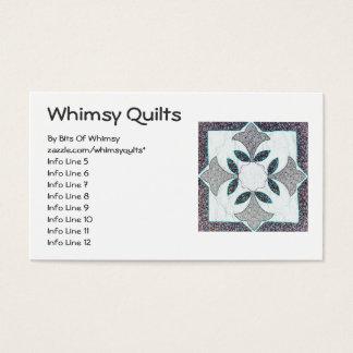 Digital Quilt Business Card