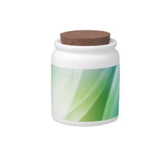 Digital Radial Colours Blur Glow Art Beautiful Des Candy Jar