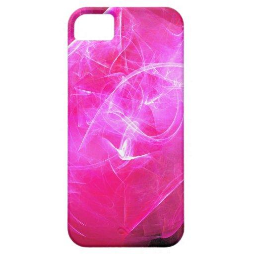 Digital Radial Colours Blur Glow Art Beautiful Des iPhone 5 Covers