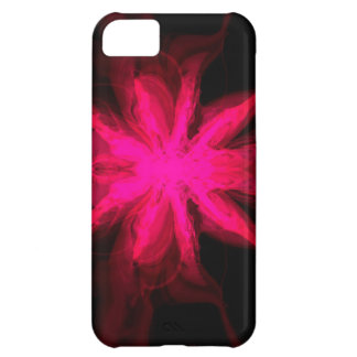 Digital Radial Colours Blur Glow Art Beautiful Des iPhone 5C Covers