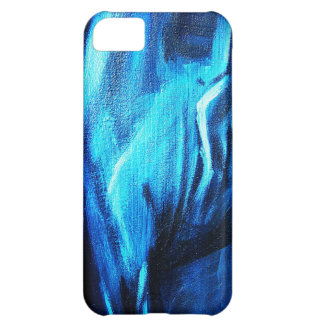 Digital Radial Colours Blur Glow Art Beautiful Des Case For iPhone 5C