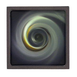 Digital Radial Colours Blur Glow Art Beautiful Des Gift Box