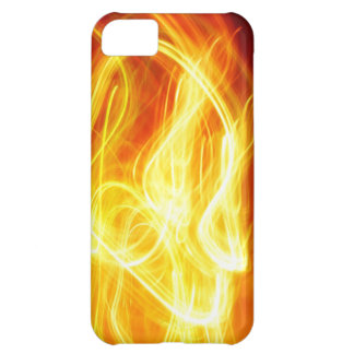 Digital Radial Colours Blur Glow Art Beautiful Des iPhone 5C Cover
