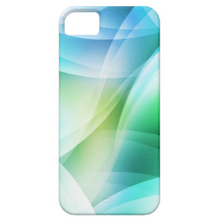 Digital Radial Colours Blur Glow Art Beautiful Des iPhone SE/5/5s Case
