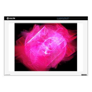 Digital Radial Colours Blur Glow Art Beautiful Des Skins For Laptops