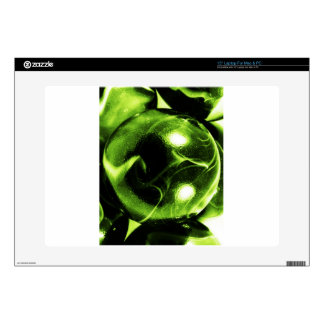 Digital Radial Colours Blur Glow Art Beautiful Des Decal For Laptop