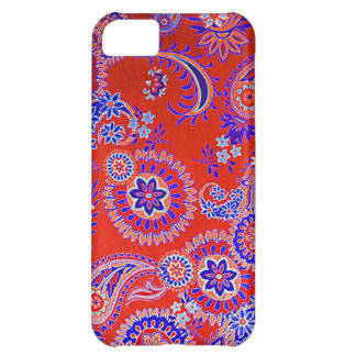 Digital Radial Colours Blur GlowArt Beautiful Desi Cover For iPhone 5C