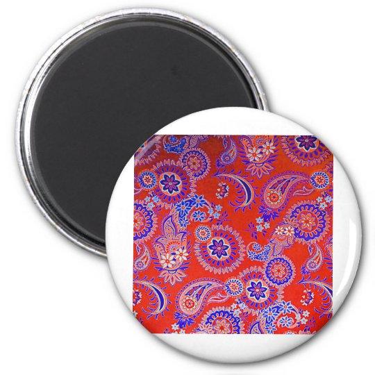 Digital Radial Colours Blur GlowArt Beautiful Desi Magnet