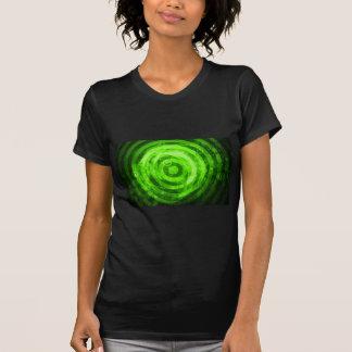 Digital Radial Colours Blur GlowArt Beautiful Desi T Shirts